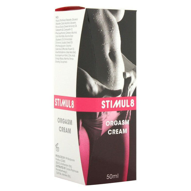 Stimul8 Female Orgasm Cream 50mL