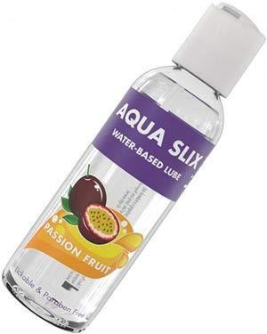 Aqua Slix Water Based Lube (Various Flavours)