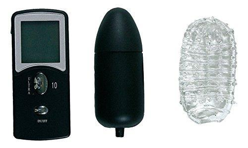 Silky Touch Vibrating Egg with Wireless Remote