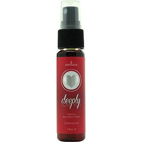 Deeply Love You - Throat Relaxing Spray