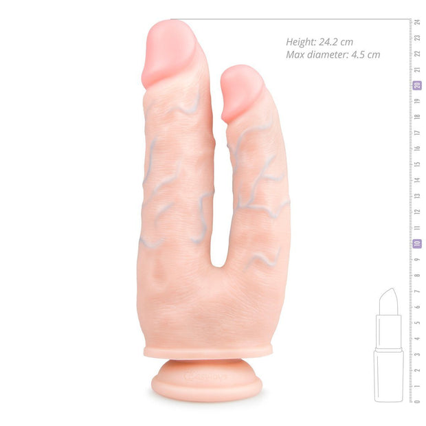 "Easy Toys Double Dong Large (10"")"