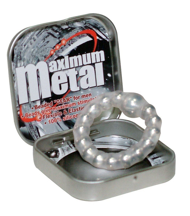 Maximum Metal Silver
