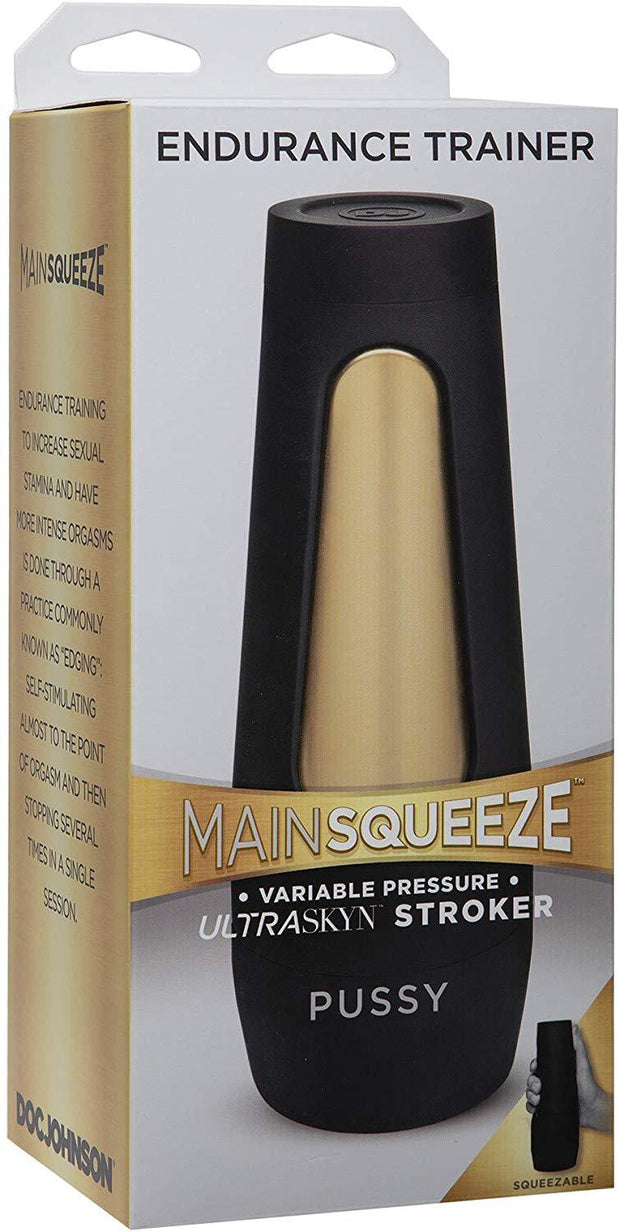 Main Squeeze Endurance Trainer UltraSkyn Stroker