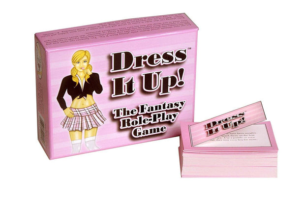 Dress It Up! The Fantasy Role-Play Game