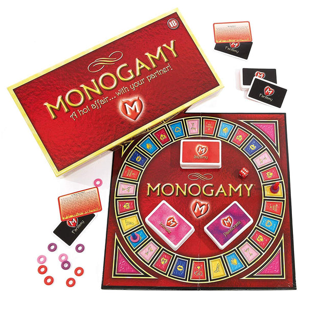 Monogamy: A Hot Affair... With Your Partner