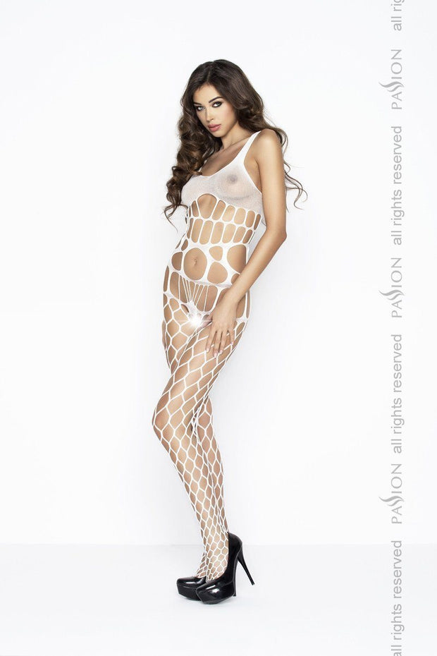 Web and Fishnet Bodystocking