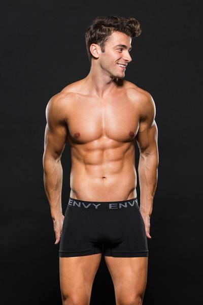 Envy Low Rise Seamless Boxer Brief