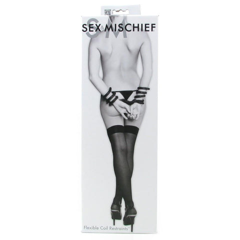 Sex & Mischief Flexible Coil Restraints