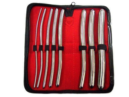 Scandals Stainless Steel Hegar Dilator Set