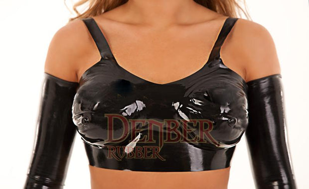 Latex Moulded Bra