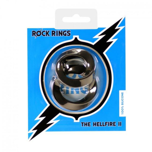 Rock Rings Hellfire II Cock Ring Set