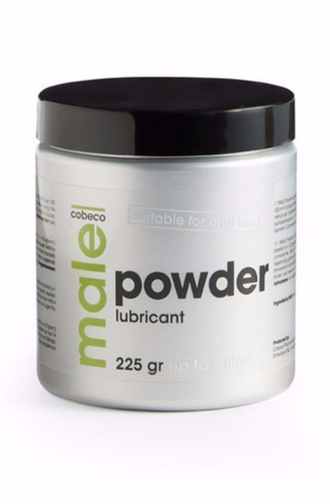Male Powder Lubricant- 225g ( up to 25 litres of Water-based Lubricant  )