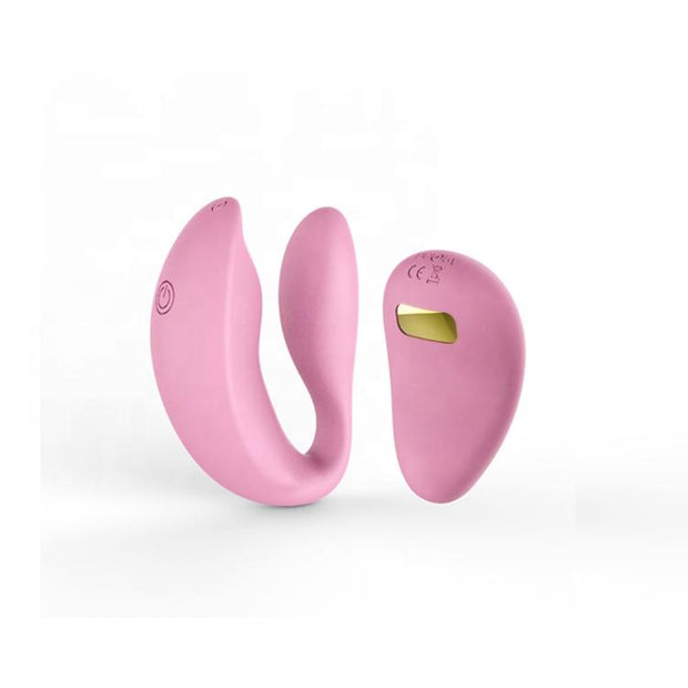 The Scandals Ultimate Couples Vibrator and Remote Control Pebble