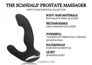 The Scandals' Prostate Massager