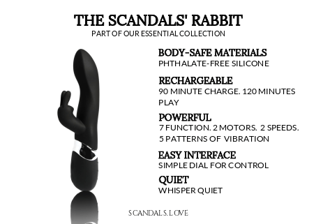 The Scandals' Rabbit