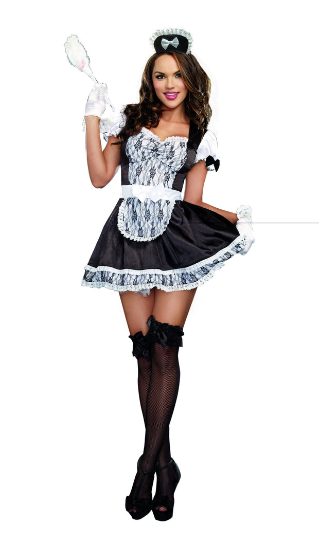 Alexa Maid For You Costume Dress