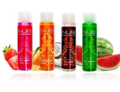 NUEI Hot Oil 100ml