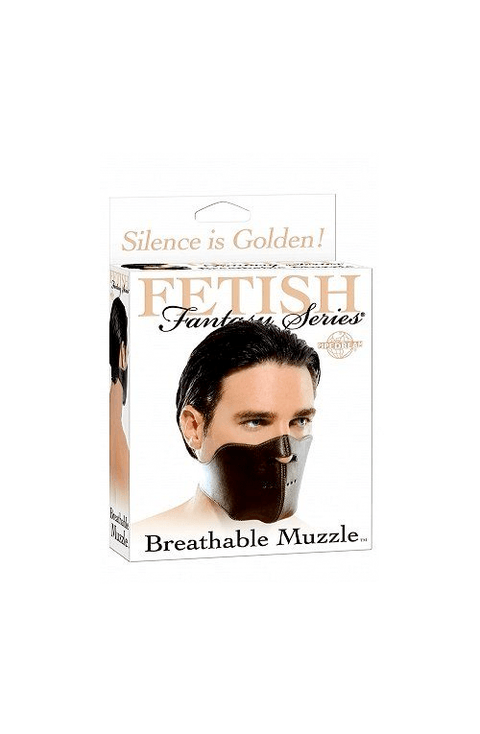 Fetish Fantasy Breathable Muzzle