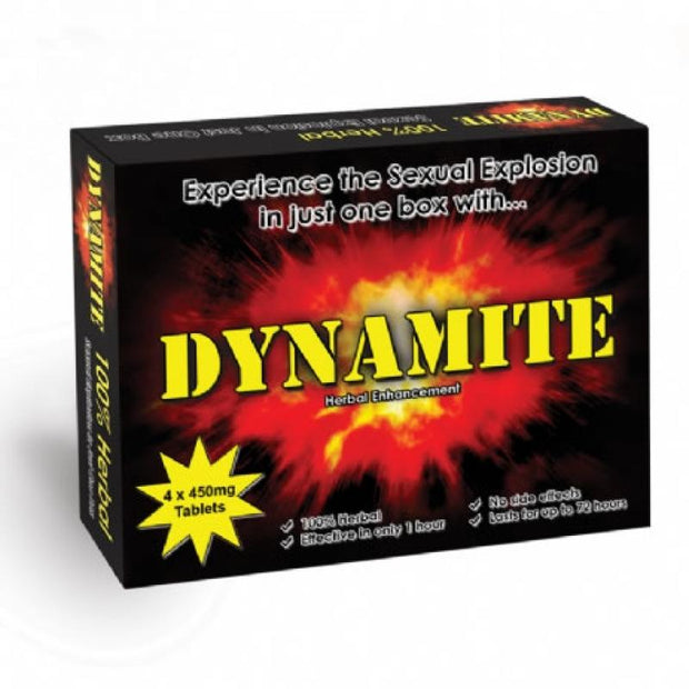 Dynamite Herbal Enhancement (2 Pack)