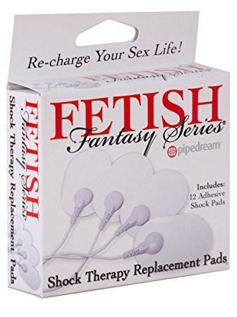 Fetish Fantasy Shock Therapy Replacement Pads