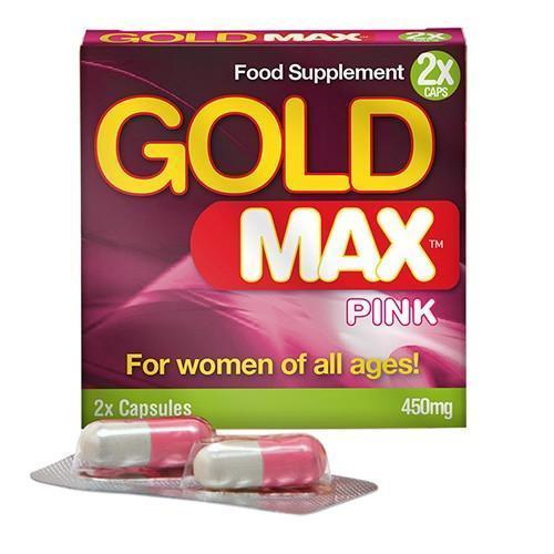 Gold Max Pink for Women (2 Capsules)