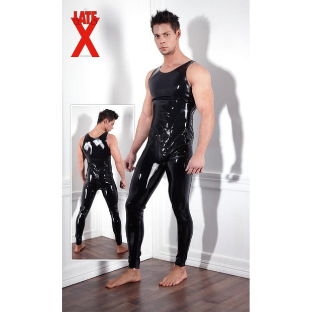 Latex Men's Jumpsuit