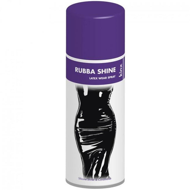 Rubba Shine Latex Wear Spray