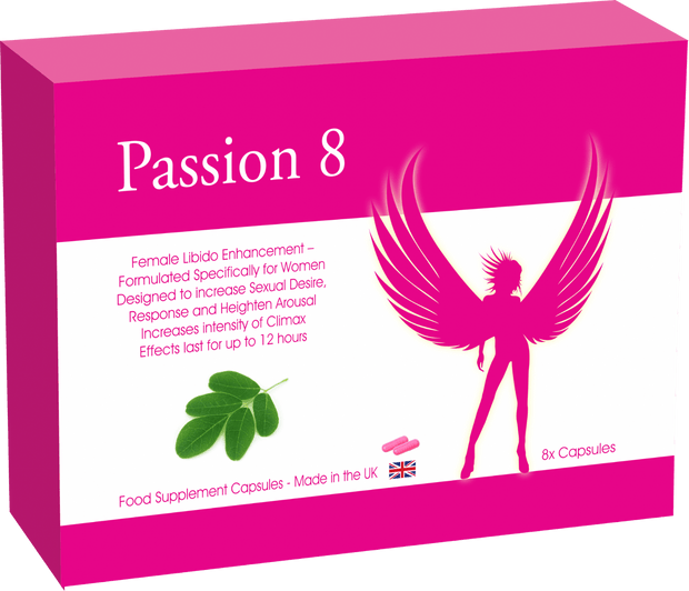 Passion 8 Female Libido Enhancer