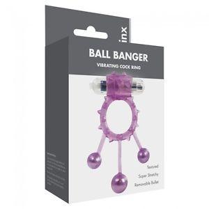 Ball Banger Vibrating Cock Ring