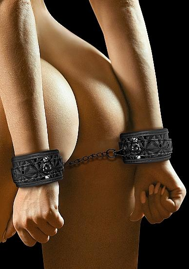 Ouch! Luxury Wrist Cuffs