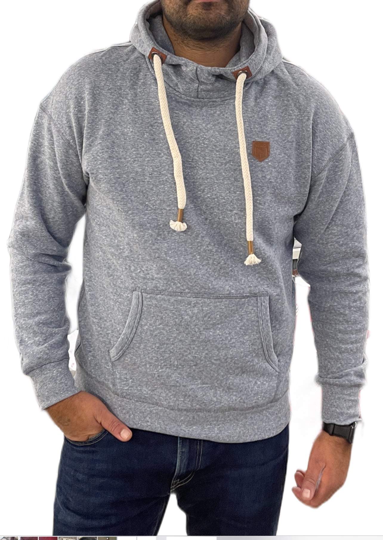 Jack and Jones Herren Pullover Blutom dress Blues