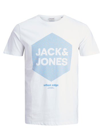 Jack and Jones Herren T-Shirt Slim Fit
