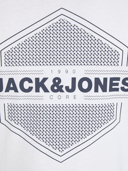 Jack and Jones Longsleeve White