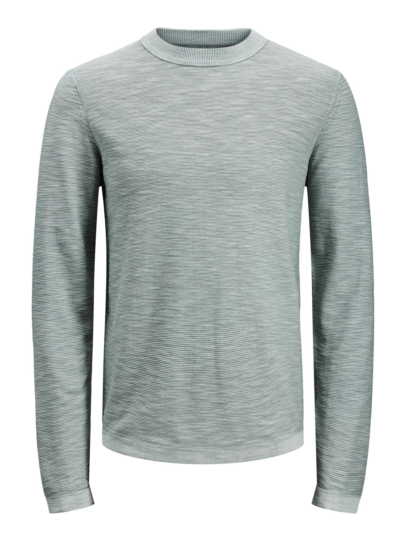 Jack and Jones Herren Knit Pullover Green Milieu