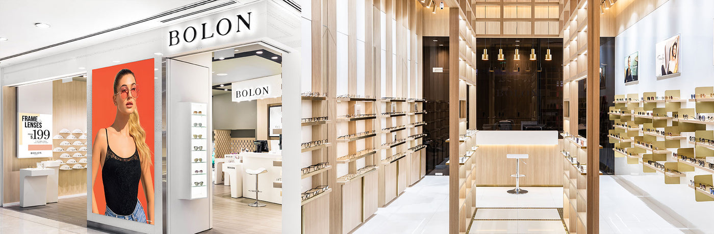 on feet images of detailing official Bolon Store - All - Bolon Eyewear