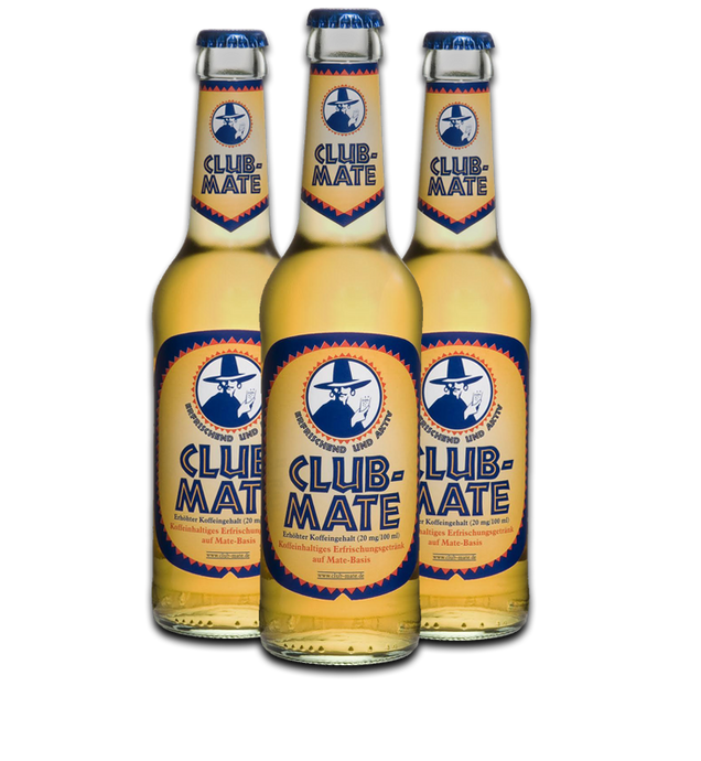 Club Mate pack