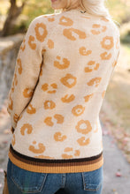 Load image into Gallery viewer, Mustard For Days Leopard Sweater
