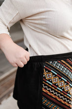 Load image into Gallery viewer, The World Is Your Stage Embroidered Skirt
