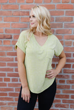 Load image into Gallery viewer, Luscious Lemoncello Knit Tee