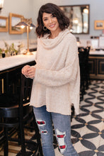 Load image into Gallery viewer, Cozy Cowl Neck in Oatmeal