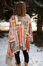 Load image into Gallery viewer, The Final Touch Kimono In Sunset