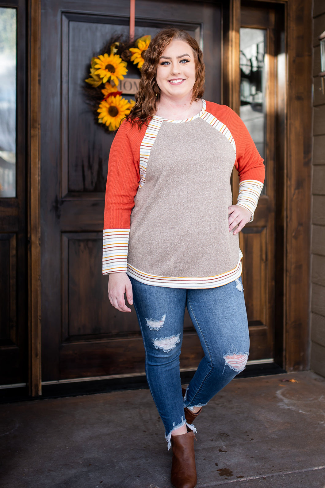 Last Touch Of Fall Top