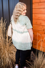 Load image into Gallery viewer, Ocean Tide Tie Dye Tunic Top