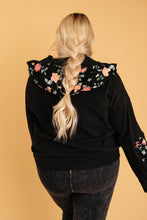 Load image into Gallery viewer, Emma Floral Hoodie