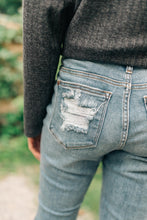 Load image into Gallery viewer, Holier Than Thou Destroyed Boyfriend Jeans