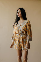 Load image into Gallery viewer, Sugar & Spice Autumn Romper