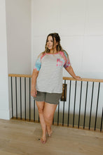 Load image into Gallery viewer, Summer Sun Raglan Top