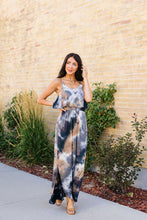 Load image into Gallery viewer, Timeless Neutral Tie Dye Maxi Dress