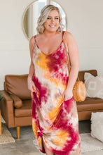 Load image into Gallery viewer, Falling For Spring Maxi Dress