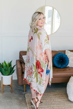 Load image into Gallery viewer, Sand And Sun Tropical Kimono